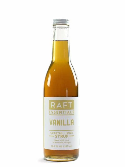 Sirop à la vanille – Raft Syrups