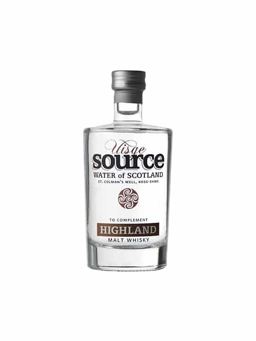 Highland Whisky water – Uisge Source