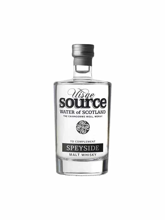 Speyside Whisky water – Uisge Source