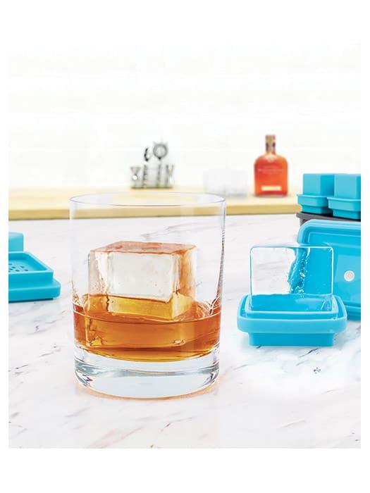 Moule à glaçons transparents cubes Clear Ice