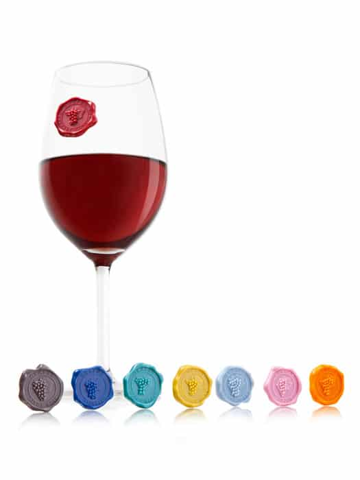 Classic Wine glass markers