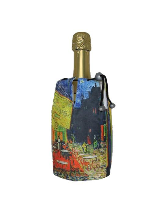 Terrasse Champagne and wine cooler – Gouté! design
