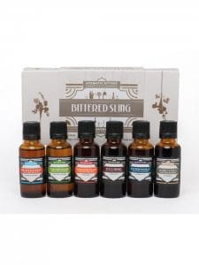 Creative flavours bitters gift pack – Bittered Sling