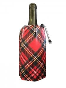 Tartan Champagne and wine cooler – Gouté!
