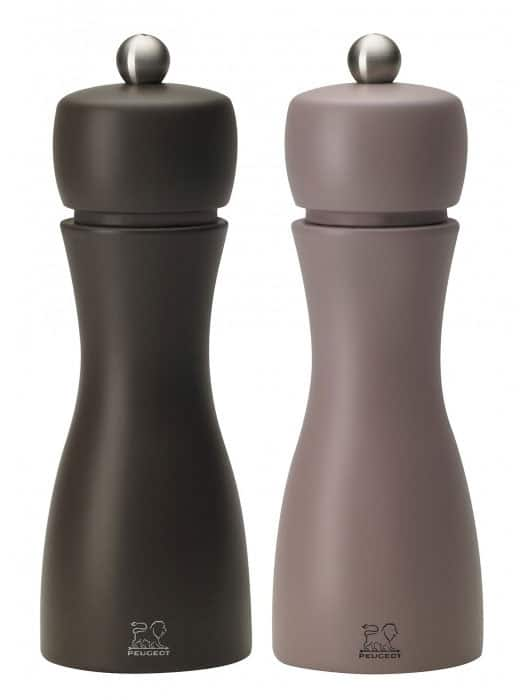 Tahiti salt and pepper mills duo – Winter