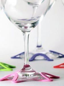 Glass Identifiers / Coasters