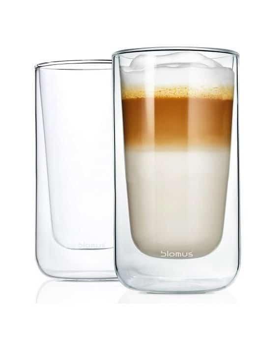 Ens de 2 tasses à latte Nero