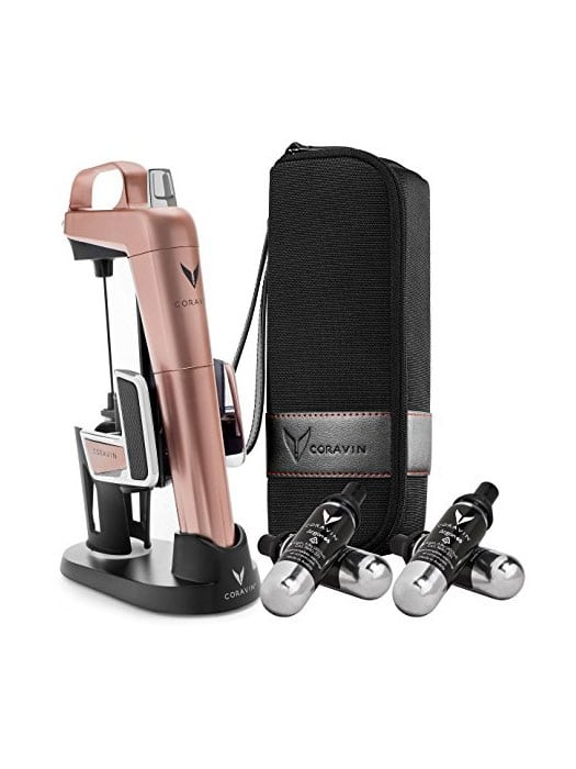 Coravin Model Two Elite Pro Rose gold (4 capsules incluses)
