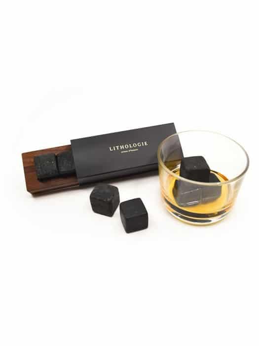 Ens de pierres à whisky Granulite – Lithologie