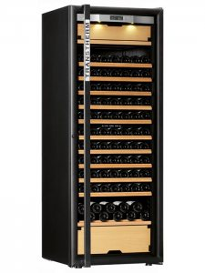 Castel 3 zones 165 bottles Wine Cabinet – Transtherm