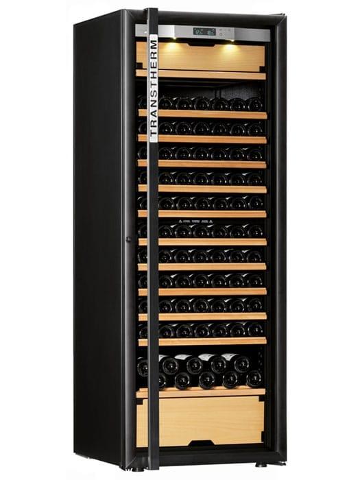 Cellier Transtherm Castel 3 zones 165 bouteilles