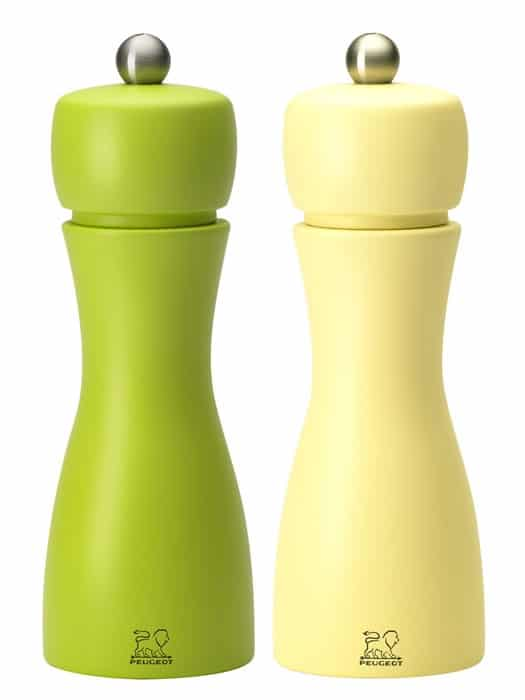 Tahiti salt and pepper mills duo – Spring