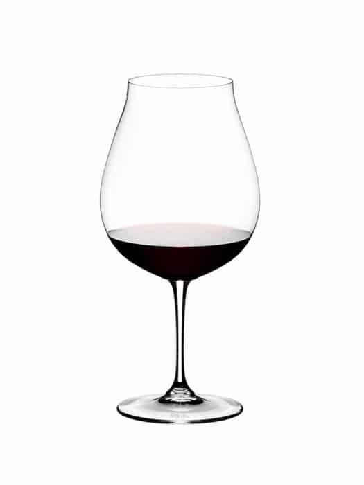 Riedel Vinum glass – New world Pinot noir