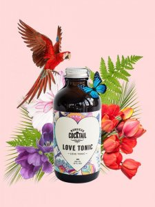 Sirop Love Tonic – Monsieur Cocktail