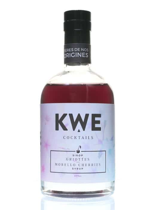 Morello cherries syrup – Kwe