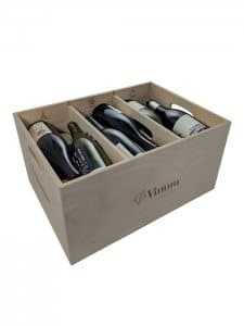 Wine cellar case in cherrywood – Vinum