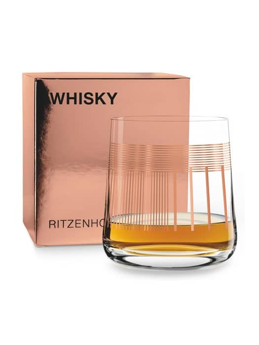Verre à whisky LISSONI – Ritzenhoff THE NEXT 25 YEARS