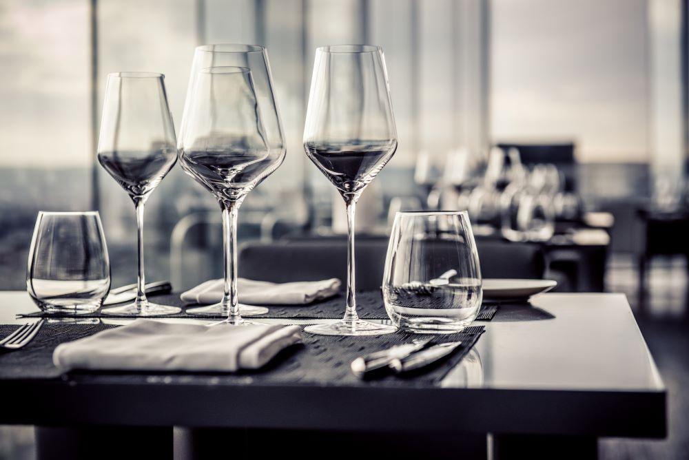 Verre-vin-verre-eau