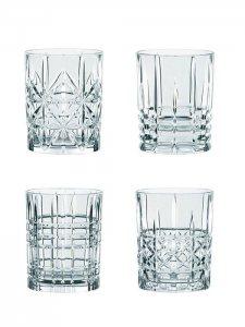 Ens de 4 verres à Whisky 'Highland' – Nachtmann
