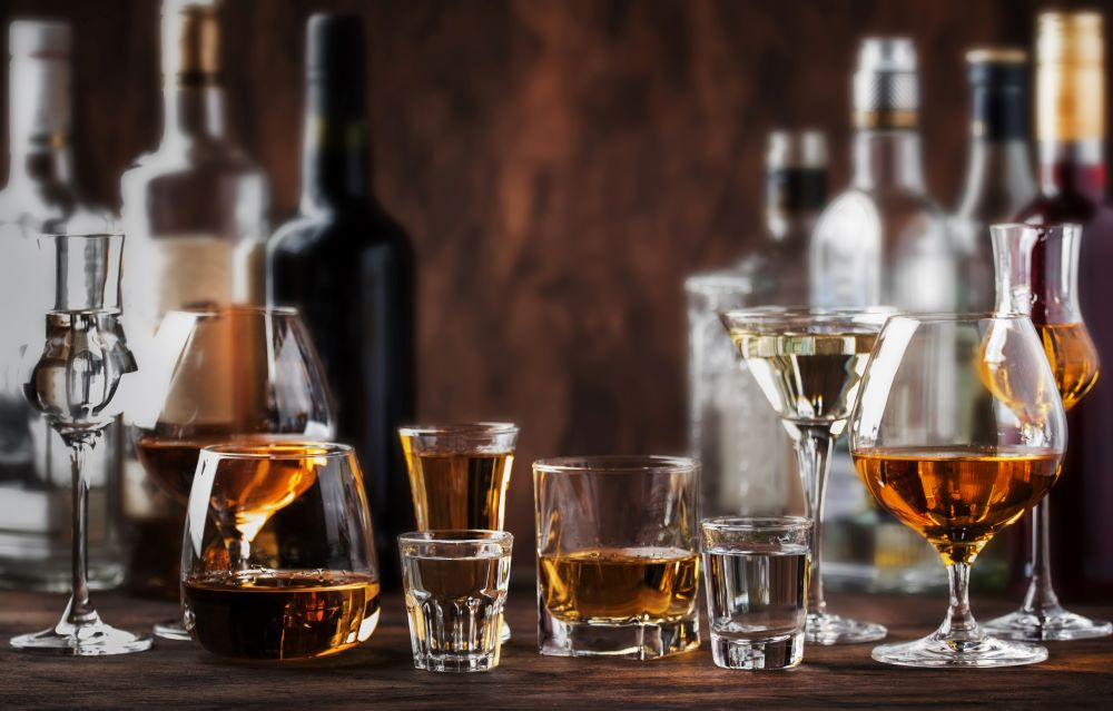 Différents Types de Verre Pour Boire Des Alcools, Cocktails ou Breuvages