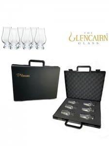 Valise de transport verres Glencairn – Vinum