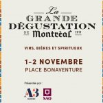 Événement Vinicole La Grande Dégustation de Montréal