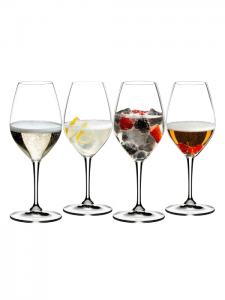 Set of 4 Mixing Champagne glasses – Riedel